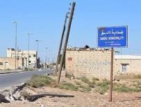 HAMIDIYE - IŞİD'in Türkiye'ye yönelik roket tehdidi engellendi