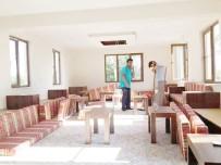MEHMET ARSLAN - Kargalı Köyü Merinos Taziye Evi Hizmete Girdi