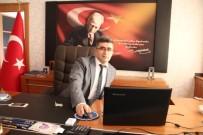 SONBAHAR - Kaymakam Çetin'e Davetsiz Misafir