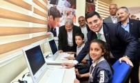SÜLEYMAN DEMİREL - Kepez'e Yeni Bilişim Sınıfları Kazandırılıyor