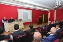 MIHENK TAŞı - 'Kırşehir Ansiklopedisi' Çalışmaları Kamuoyuna Anlatıldı