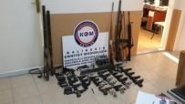 SİLAH TİCARETİ - Kurusıkı Silahları Gerçeğe Çeviren Şahıs Tutuklandı