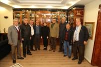 KARAHıDıR - Mahalle Muhtarları Kesimoğlu'nun Misafiri Oldu