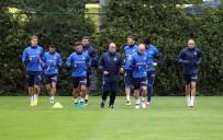 ALANYASPOR - Manchester United Maçı Hazırlıkları Moralsiz Başladı