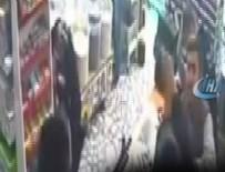 YUNUS EMRE - Marketteki silahlı soygunda korkulu gözlerle çocuklarına sarıldı