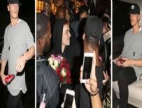 JUSTİN BİEBER - Mesut Özil doğum gününü Justin Bieber'la kutladı