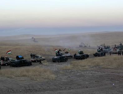 Musul'un 7 köyü DAEŞ'ten geri alındı