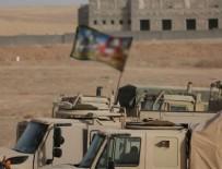 MAHMUR - Musul'u DEAŞ'tan kurtarma operasyonunda bayrak krizi