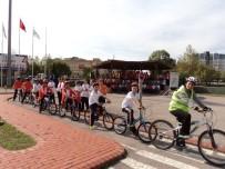 BİSİKLET - Öğrenciler, Bisiklet Kullanmayı Öğreniyor