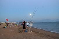DOĞU AKDENİZ - Olta Balıkçıları Adana'da Buluştu