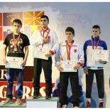 OSMANGAZI BELEDIYESI - Osmangazili Güreşçi Balkan Şampiyonu