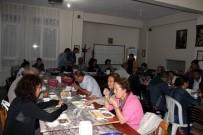 MAZLUM NURLU - Salihli Cemevi'nde Aşure Hayrı