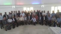 İSTİŞARE TOPLANTISI - Saruhanlı'nın Mahalle Sorunları Görüşüldü