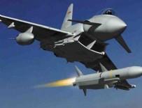 ÜRDÜN - Savaş uçakları DEAŞ'ın patlayıcı deposunu vurdu!