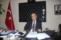 VERGİ DAİRESİ - Şoför Esnafın ÖTV'nin Yasalaşması Sevinci