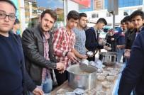 MATEM - Sorgun Ülkü Ocakları 500 Kişiye Aşure Dağıttı