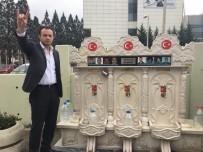 ŞEHİT ASKER - Tahrip Edilen Şehitler Çeşmesindeki Fotoğraflar Yenilendi