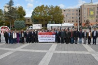 ODUNPAZARI - TEMAD Dünya Astsubaylar Günü'nü Kutladı