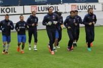 VE GOL - Trabzonspor, Galatasaray Maçı Hazırlıklarına Başladı