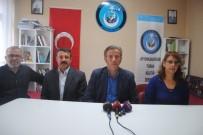 AHMET YESEVI - Turan Kültür Derneği Basın Mensupları İle Bir Araya Geldi