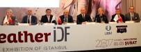TÜRKIYE DERI KONFEKSIYONCULARı DERNEĞI - Türk Deri Sektörü, Alleather-IDF İle Dünya Pazarlarına Açılacak