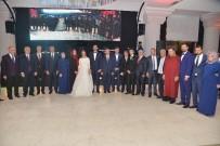 MILLI GÜVENLIK KURULU - Yargı Camiası Düğünde Bir Araya Geldi
