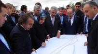 TRABZON VALİSİ - Yıldızlı Kavşağı Ve Akyazı Stadyumu Bağlantı Yolları Yıl Sonuna Kadar Tamamlanacak