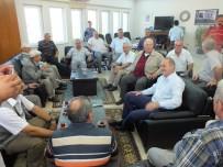 MÜBADELE - Yoranlılardan Başkan Atabay'a Tam Destek