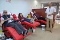 FATIH SOLAK - 13 Ünite Kan Bağışladı, Bronz Madalya Aldı