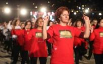 KARABAĞ - 2 Bin 123 Kişi Hep Birlikte Zeybek Oynayıp Türkiye Haritası Oluşturacak