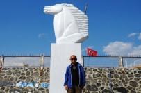 TÜRKLER - 2. Bisanthe Taş Heykel Sempozyumu Açıklaması 'Rüzgar Atı'