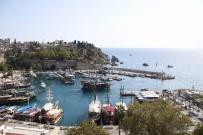 YAT LİMANI - 2 Kişiye Mezar Olan Tur Teknesi Çıkarılıyor