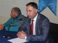 BEDEN EĞİTİMİ - Ağrı'da 'Okul Sporları Bilgilendirme' Toplantısı Yapıldı