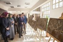 BÜLENT TEKBıYıKOĞLU - Ahlat'ta 'Tutkara' Sergisi