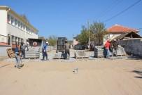 BAHÇECIK - Ahmetlili'nin İçme Suyu Ve Kanalizasyon Hatları Yenilendi