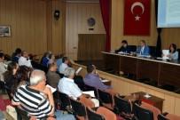 FAZLA MESAİ - Akdeniz Belediye Meclisi, Ekim Ayının 2'Nci Birleşimini Gerçekleştirdi