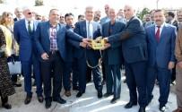 TEMEL ATMA TÖRENİ - Aksaray'a Bir Semt Polikliniği Daha