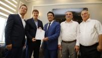 MENDERES TÜREL - Antalya'nın Yeni Otogarı Döşemealtı'na Yapılacak