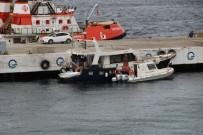 KUMKALE - Arıza Yapan Yatın Kaptanı Gözaltına Alındı