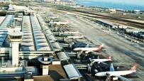 SEFAKÖY - Atatürk Havalimanında Karga Alarmı