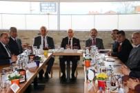HACI İBRAHİM TÜRKOĞLU - Bafra Karma Ve Medikal OSB Toplantısı