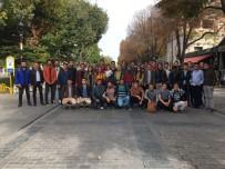 SALIH ŞAHIN - BAGP, İstanbul'daki Antalyalı Gençleri Bir Araya Getirdi