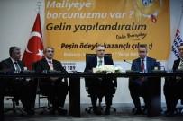 VERGİ DAİRESİ - Bakan Ağbal, KDV İadesi Ve Vergi Yapılandırması Açıklaması