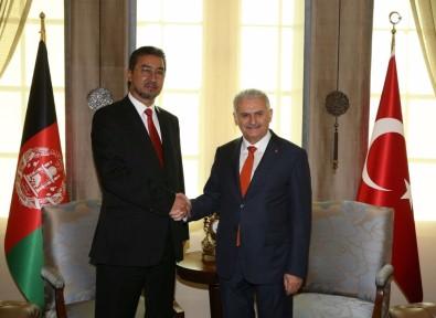Başbakan Afgan Meclis Başkanı'yla görüştü