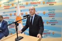 MİLLİ GELİR - Başbakan Yardımcısı Şimşek'ten Başkanlık Sistemi Açıklaması