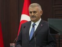 Başbakan Yıldırım'dan 'Başkanlık' açıklaması