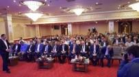 TERMAL TURİZM - Başkanı Gürlesin Jeotermal Turizmi Toplantısına Katıldı