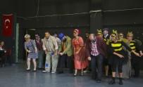 KÖTÜLÜK - Belediye Tiyatrosu Çocuk Yuvasında