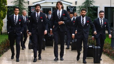Beşiktaş Napoli'ye gitti
