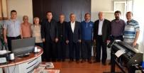 İBRAHIM ÖZTÜRK - Besni'de Ki STK'lardan Başkana Tepki